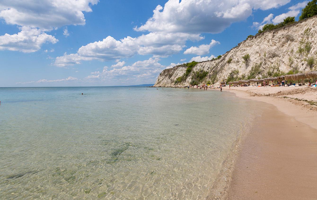 Peaceful and serene Kaliakria Beach
