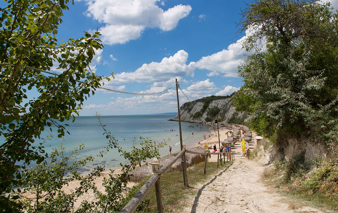 Kaliakria Beach and Trail