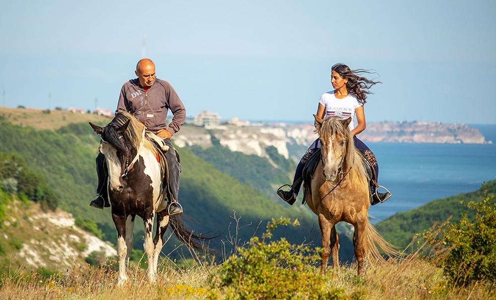 Imagini pentru horse riding kaliakra
